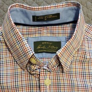 Men's Orvis shirt
